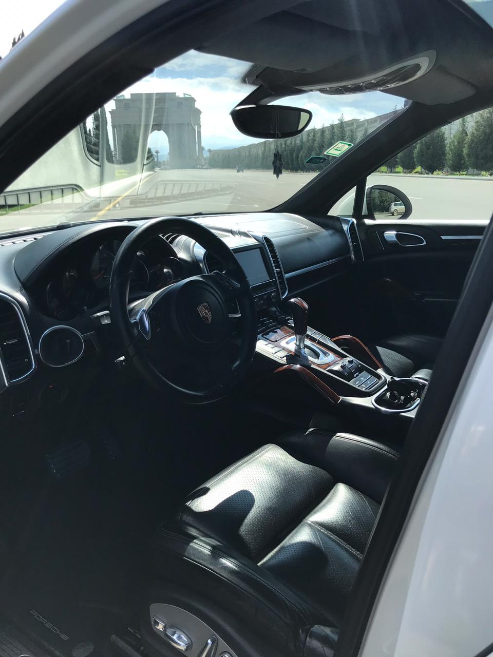 Porsche Cayenne 4.8(lt) 2011 İkinci əl  $40000