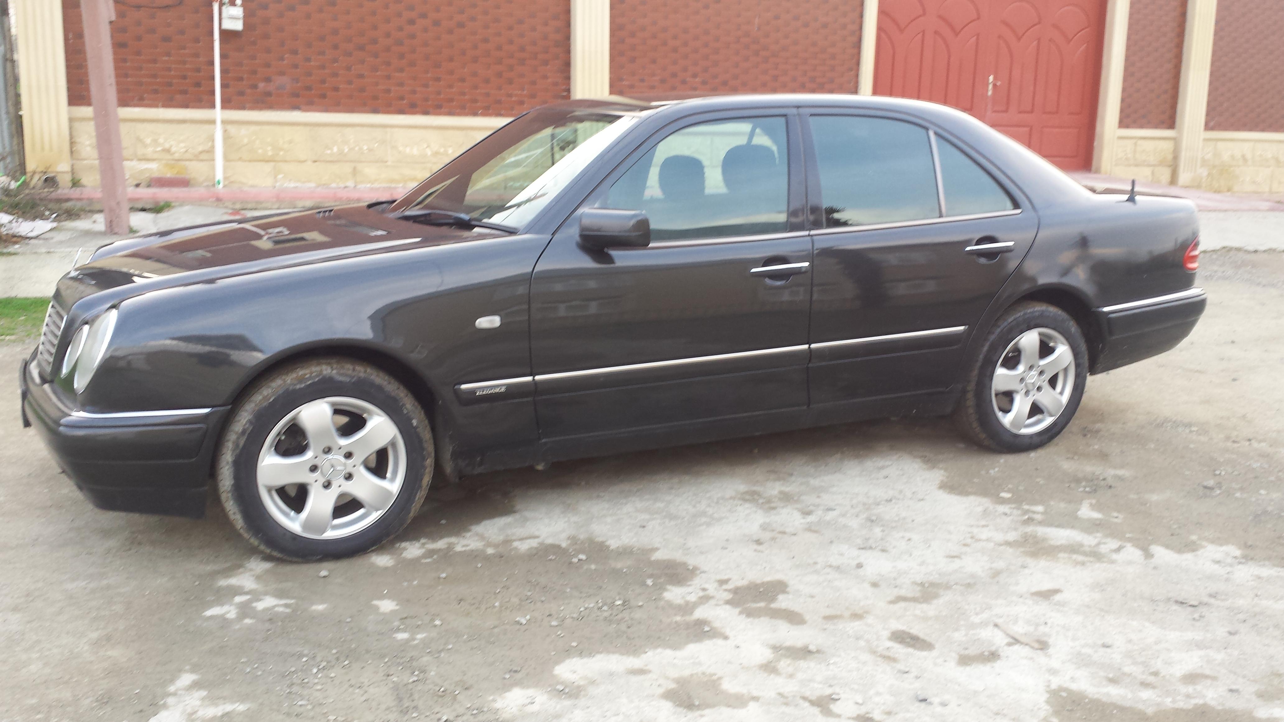 Mercedes-Benz E 280 2.8(lt) 1996 İkinci əl  $5000