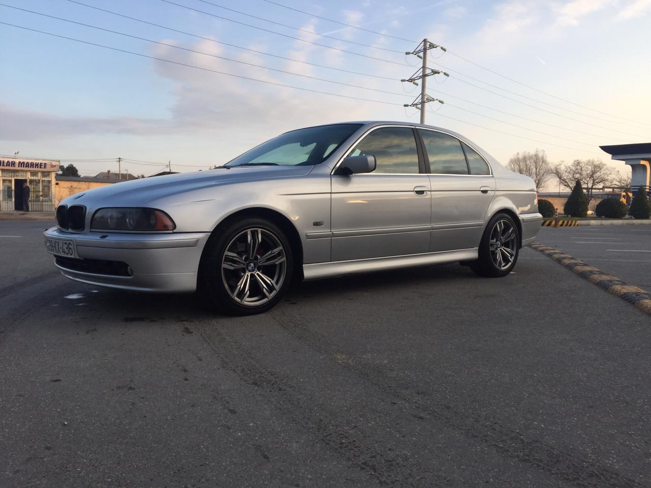 BMW 525 2.5(lt) 2001 İkinci əl  $7000