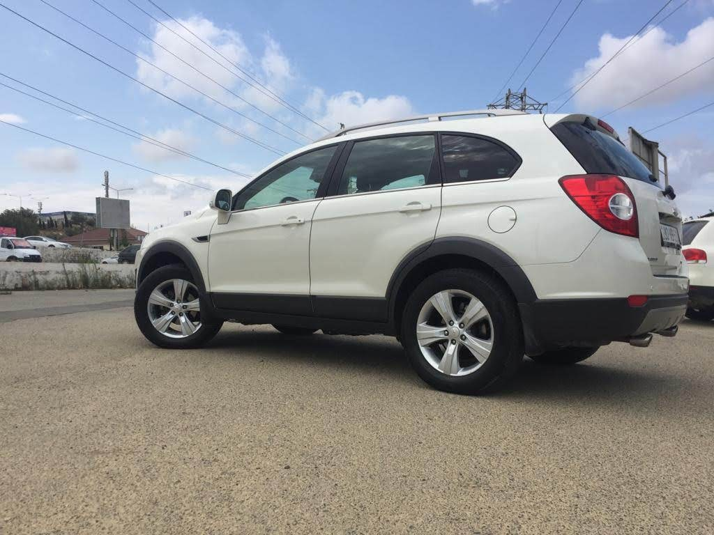 Chevrolet Captiva 2.4(lt) 2012 Second hand  $23500