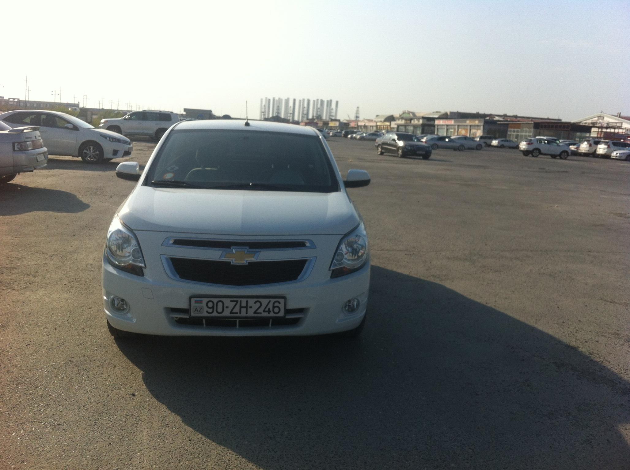 Chevrolet Cobalt 1.5(lt) 2014 Second hand  $8000