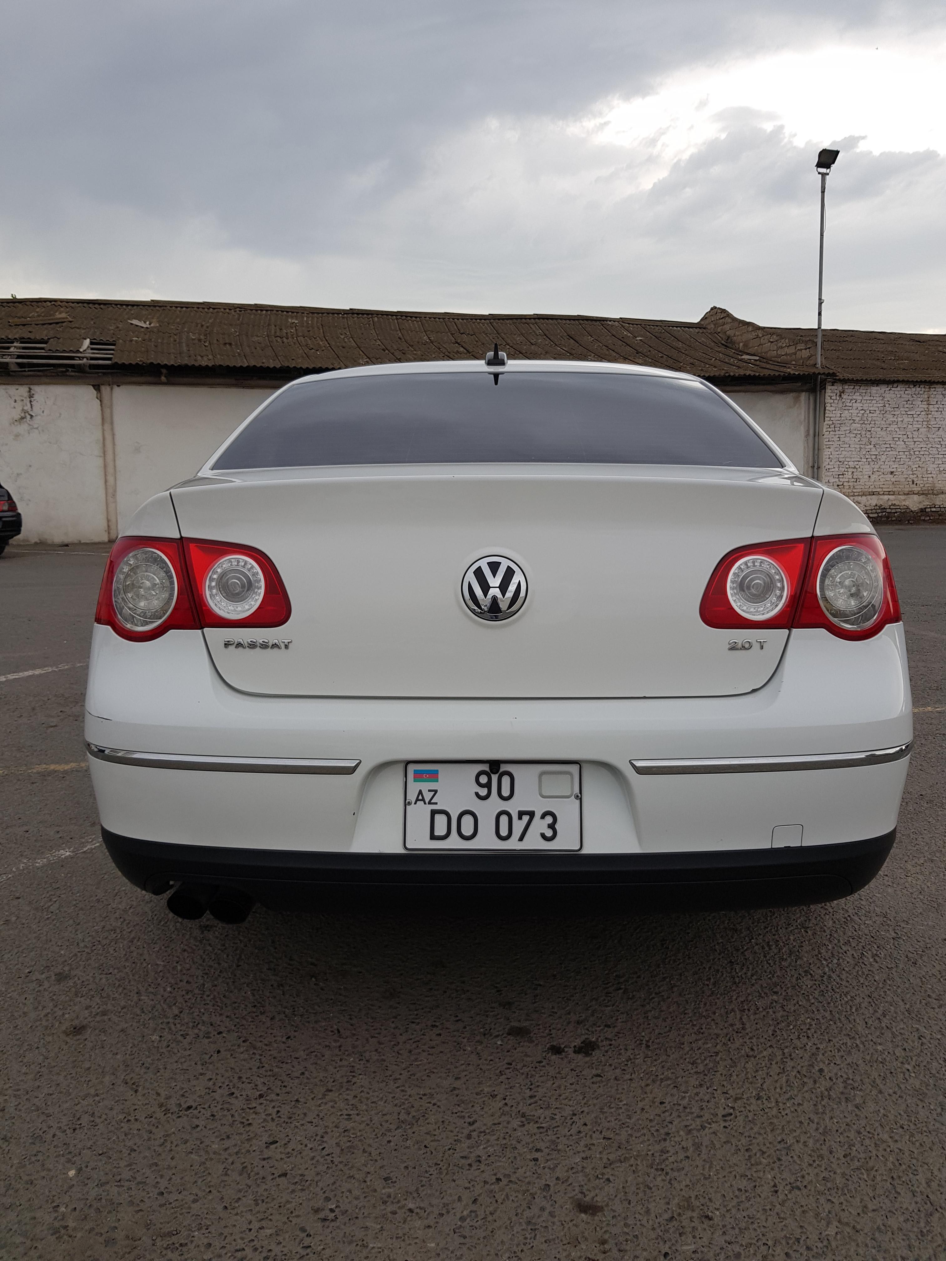 Volkswagen Passat 2.0(lt) 2005 Подержанный  $11000
