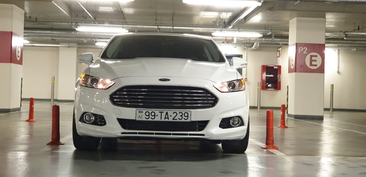 Ford Fusion 1.5(lt) 2016 İkinci əl  $13750