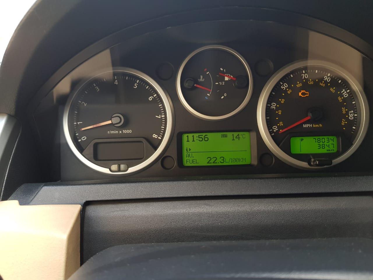 Land Rover Range Rover Sport 4.2(lt) 2008 İkinci əl  $19900
