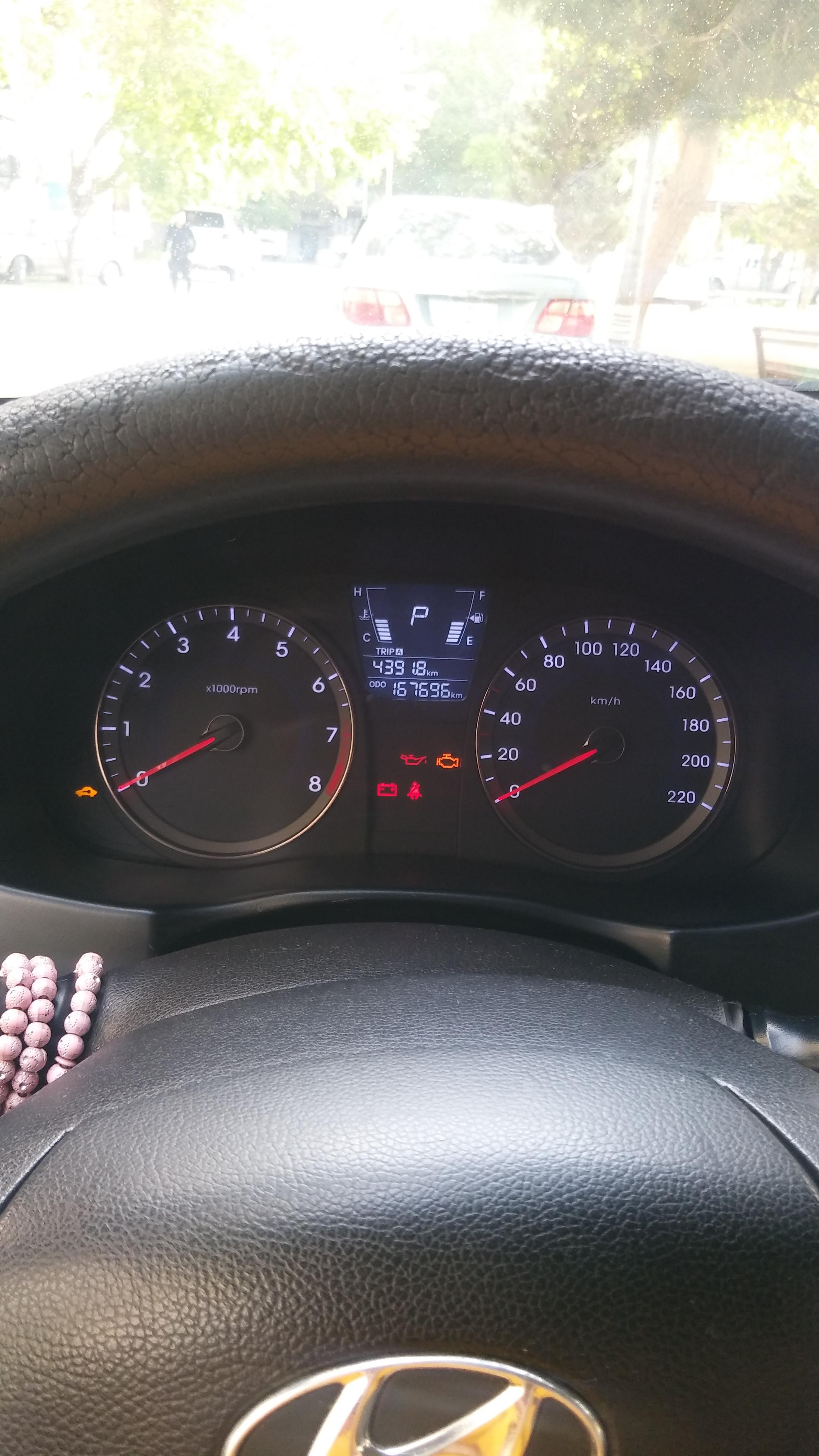 Hyundai Accent 1.4(lt) 2011 İkinci əl  $14000
