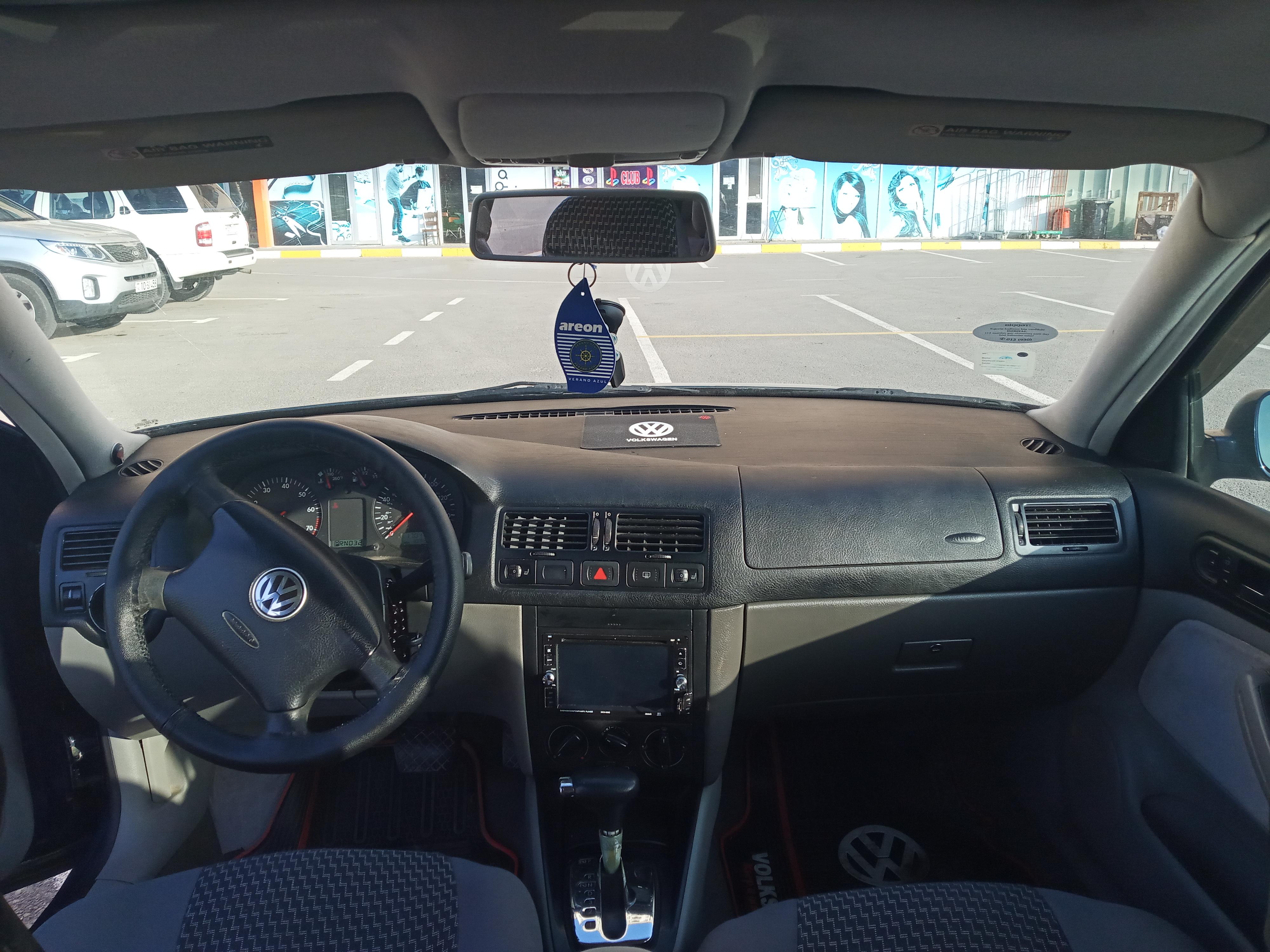 Volkswagen Jetta 2.0(lt) 2002 İkinci əl  $3800