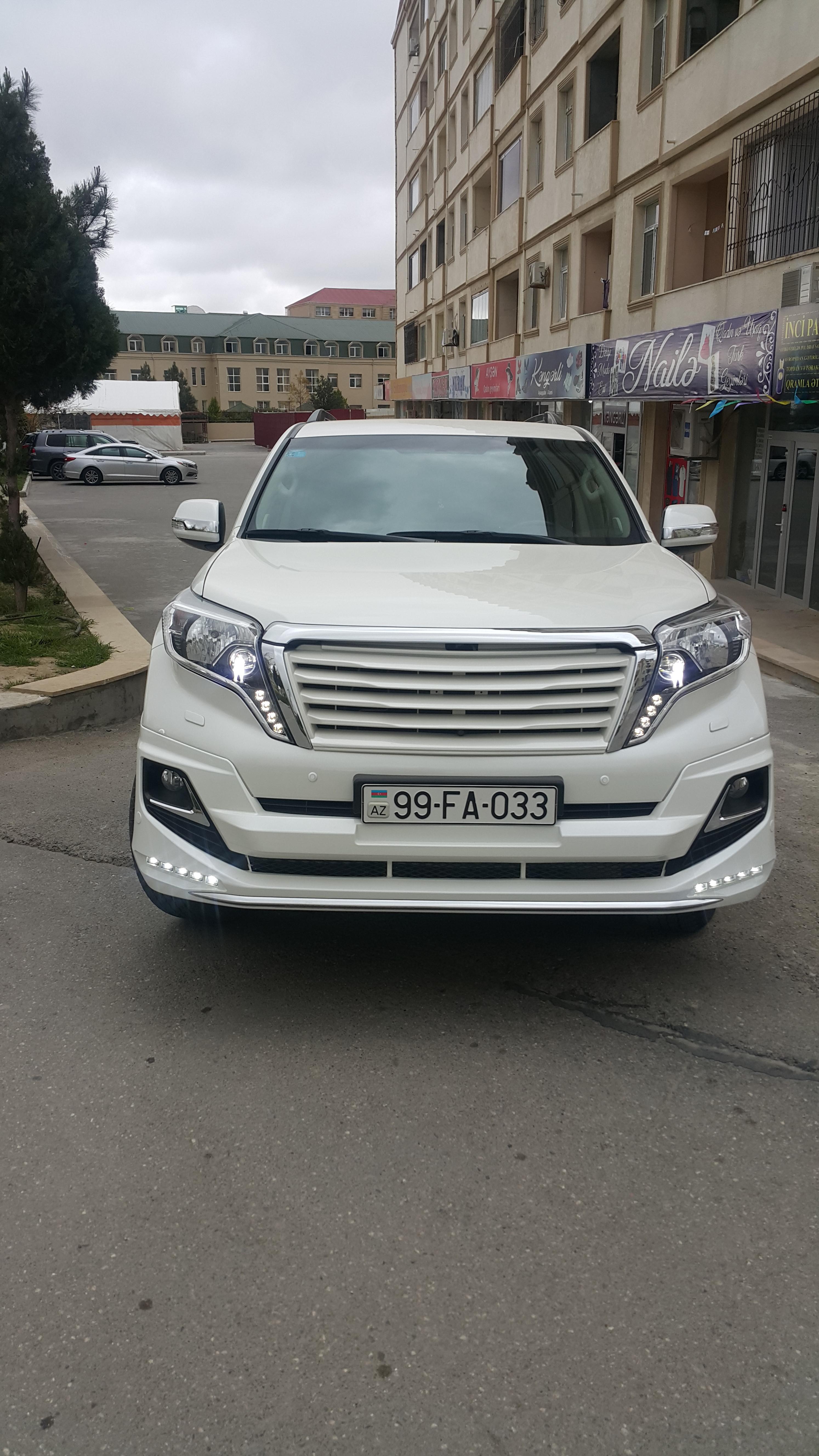 Toyota Prado 2.7(lt) 2014 İkinci əl  $33000