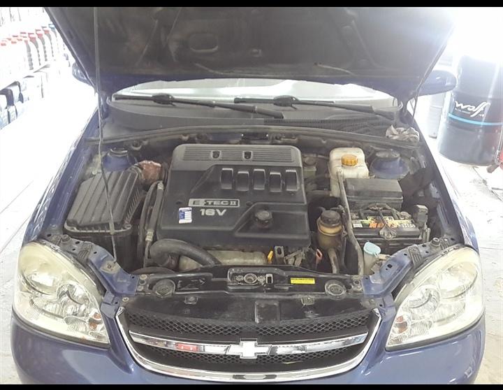 Chevrolet Lacetti 1.6(lt) 2008 Подержанный  $9900