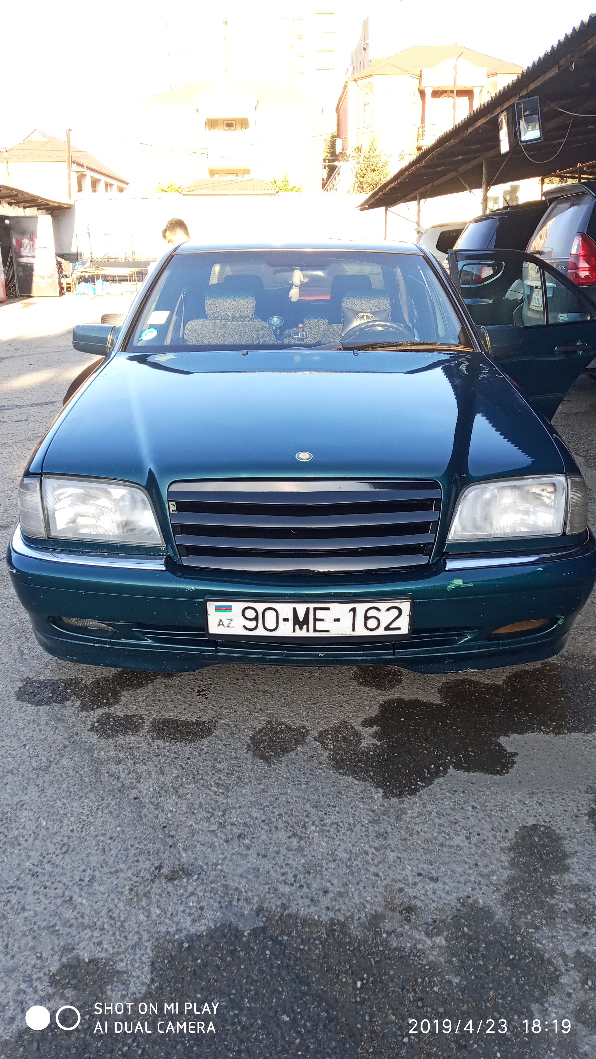 Mercedes-Benz C 180 1.8(lt) 1995 İkinci əl  $7600