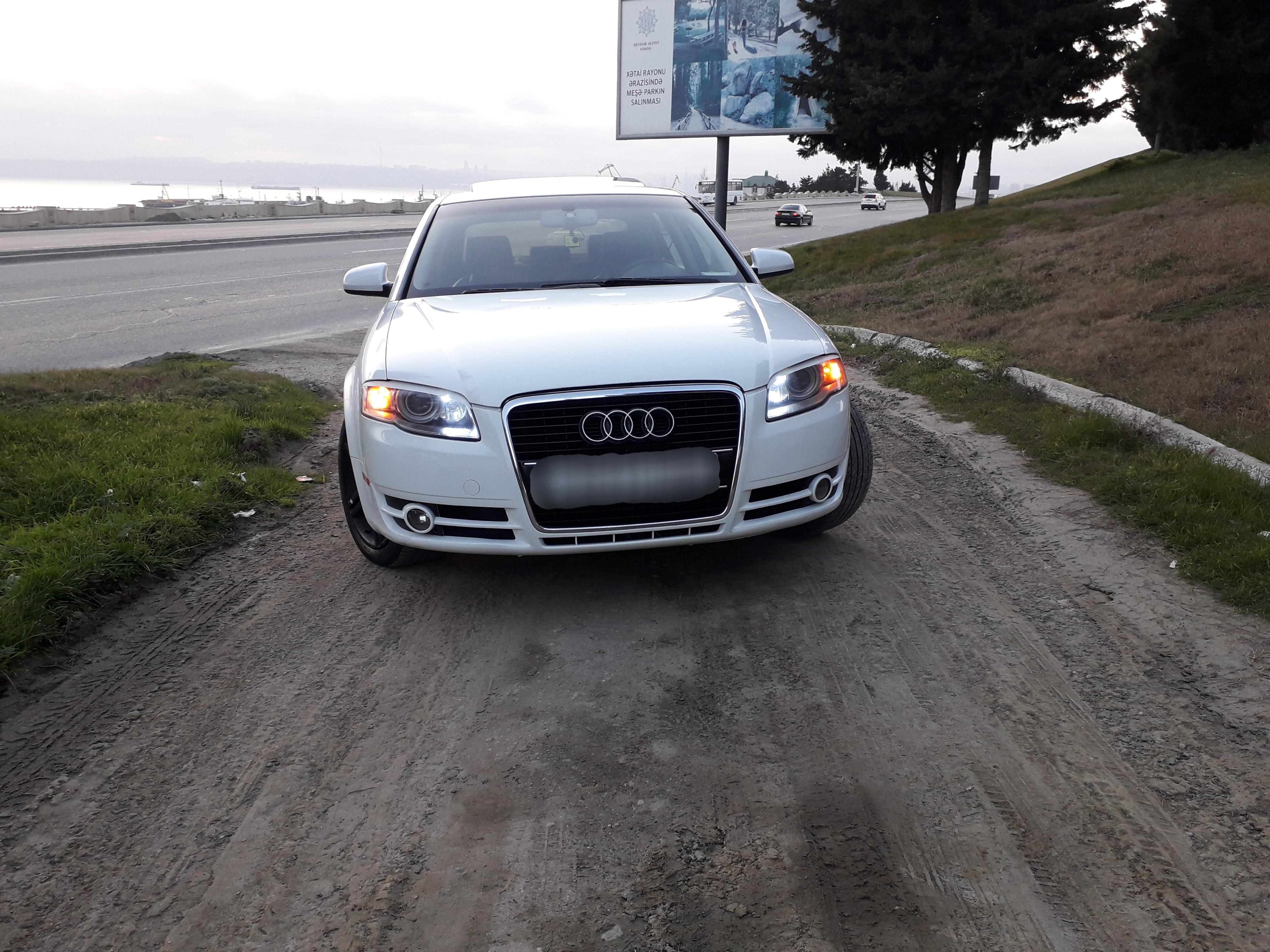 Audi A4 2.0(lt) 2007 İkinci əl  $8000