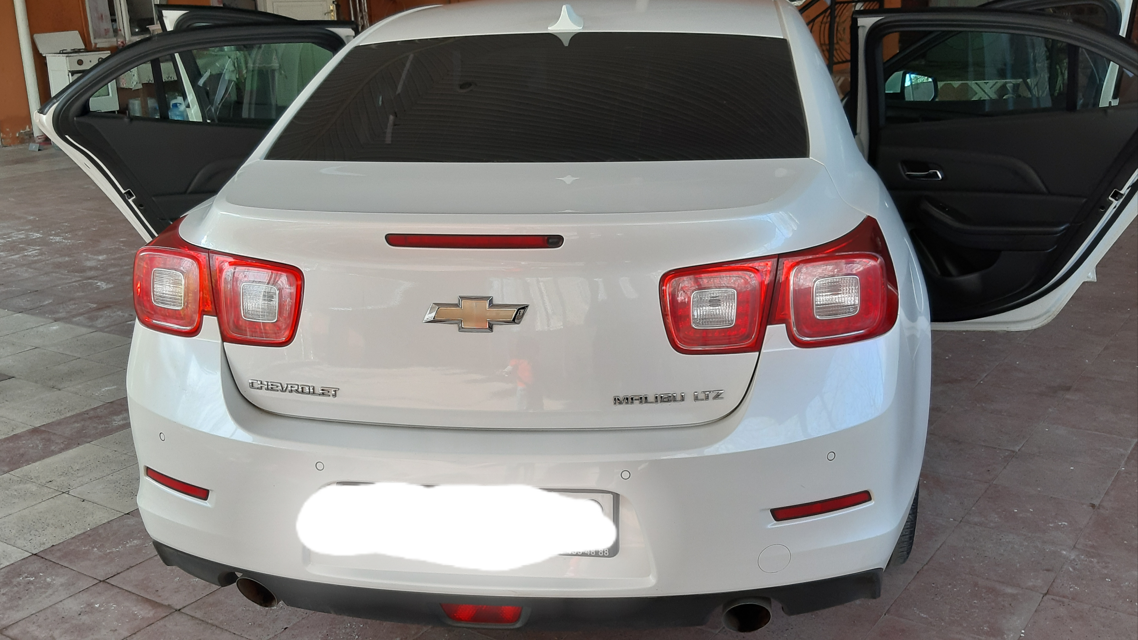 Chevrolet Malibu 2.4(lt) 2013 Подержанный  $23000