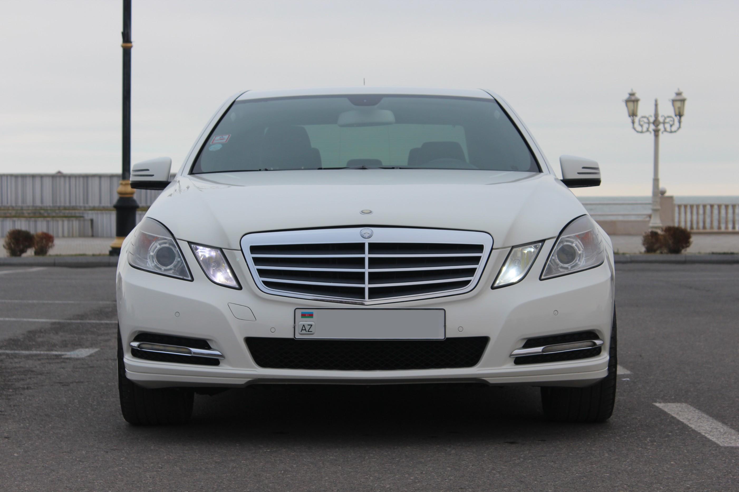 Mercedes-Benz E 220 2.2(lt) 2009 Подержанный  $18000