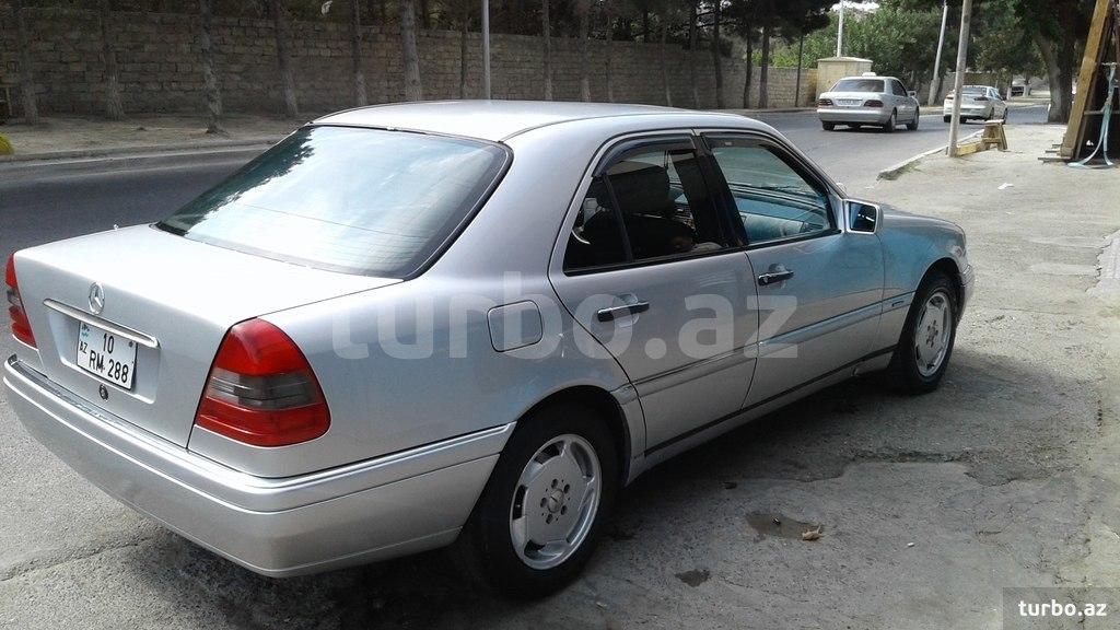 Mercedes-Benz C 200 2.0(lt) 1994 Подержанный  $7500