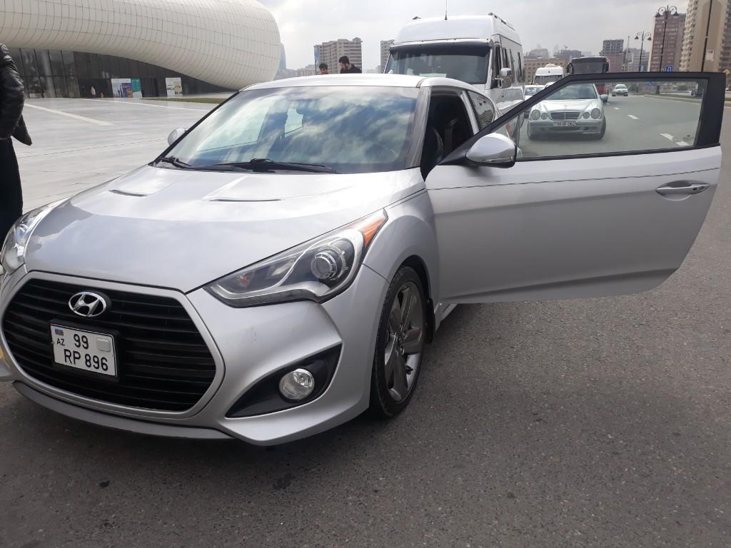 Hyundai Veloster 1.6(lt) 2014 İkinci əl  $22100