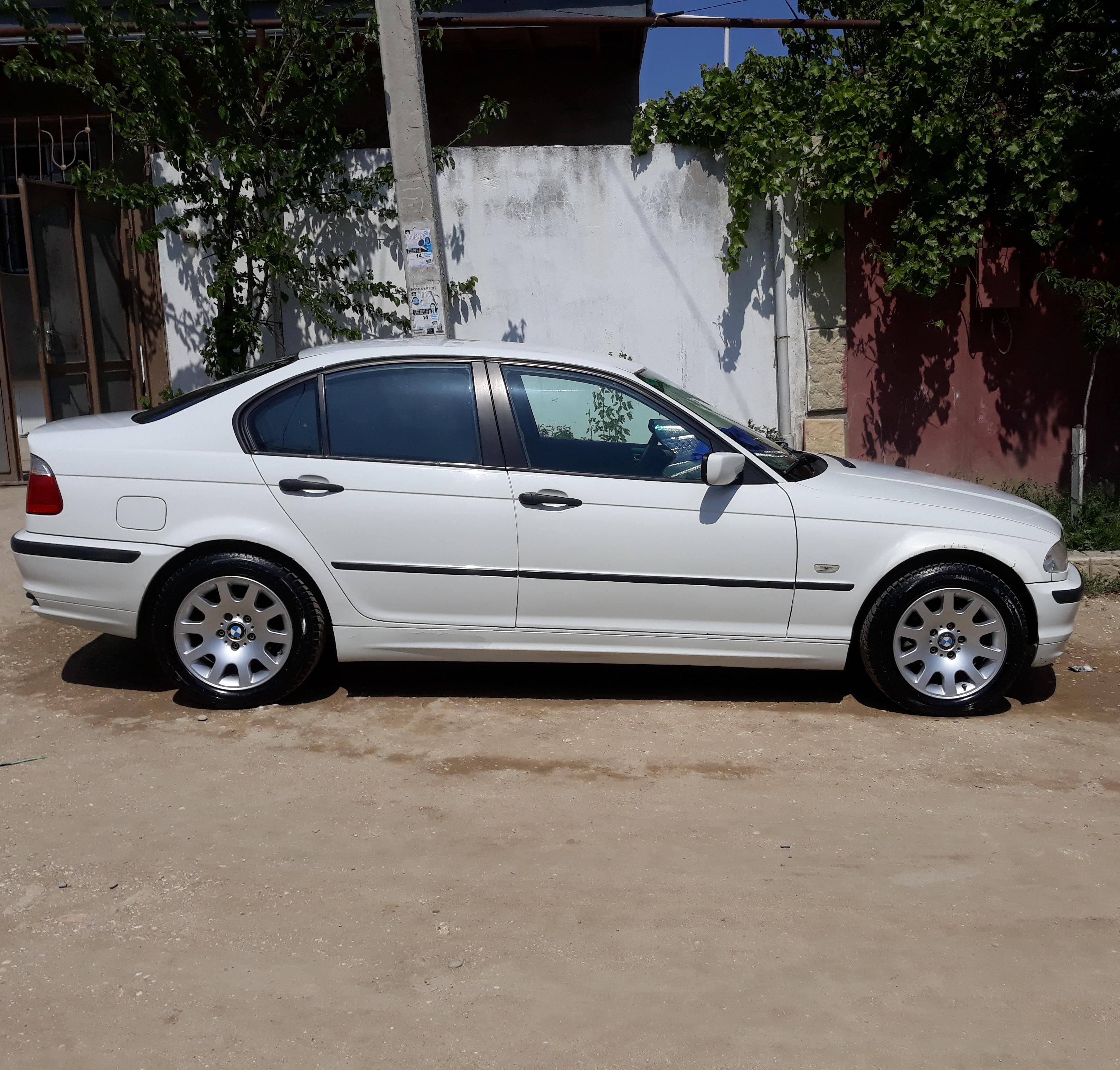 BMW 320 1.9(lt) 1999 İkinci əl  $9000