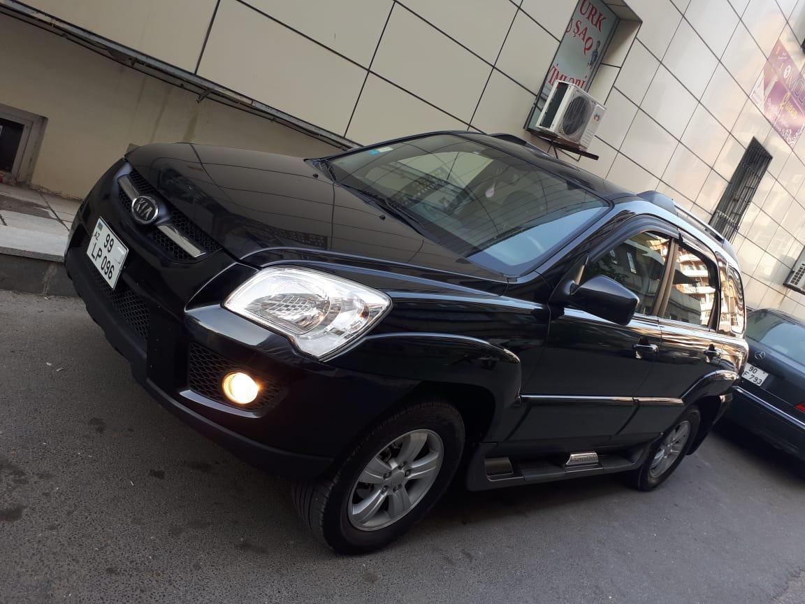 Kia Sportage 2.0(lt) 2008 Новый автомобиль  $19600