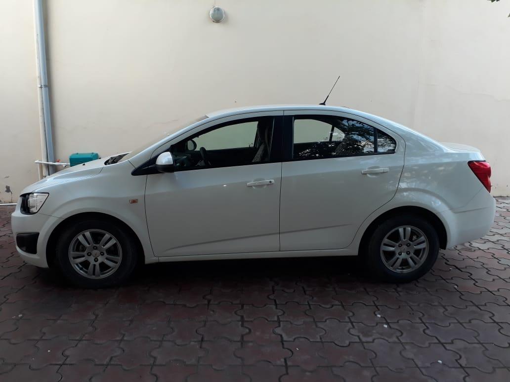 Chevrolet Aveo 1.4(lt) 2013 Подержанный  $12000