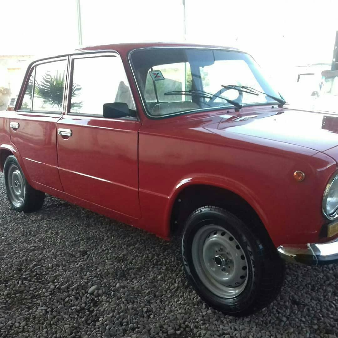 VAZ 21011 1.3(lt) 1980 Подержанный  $300