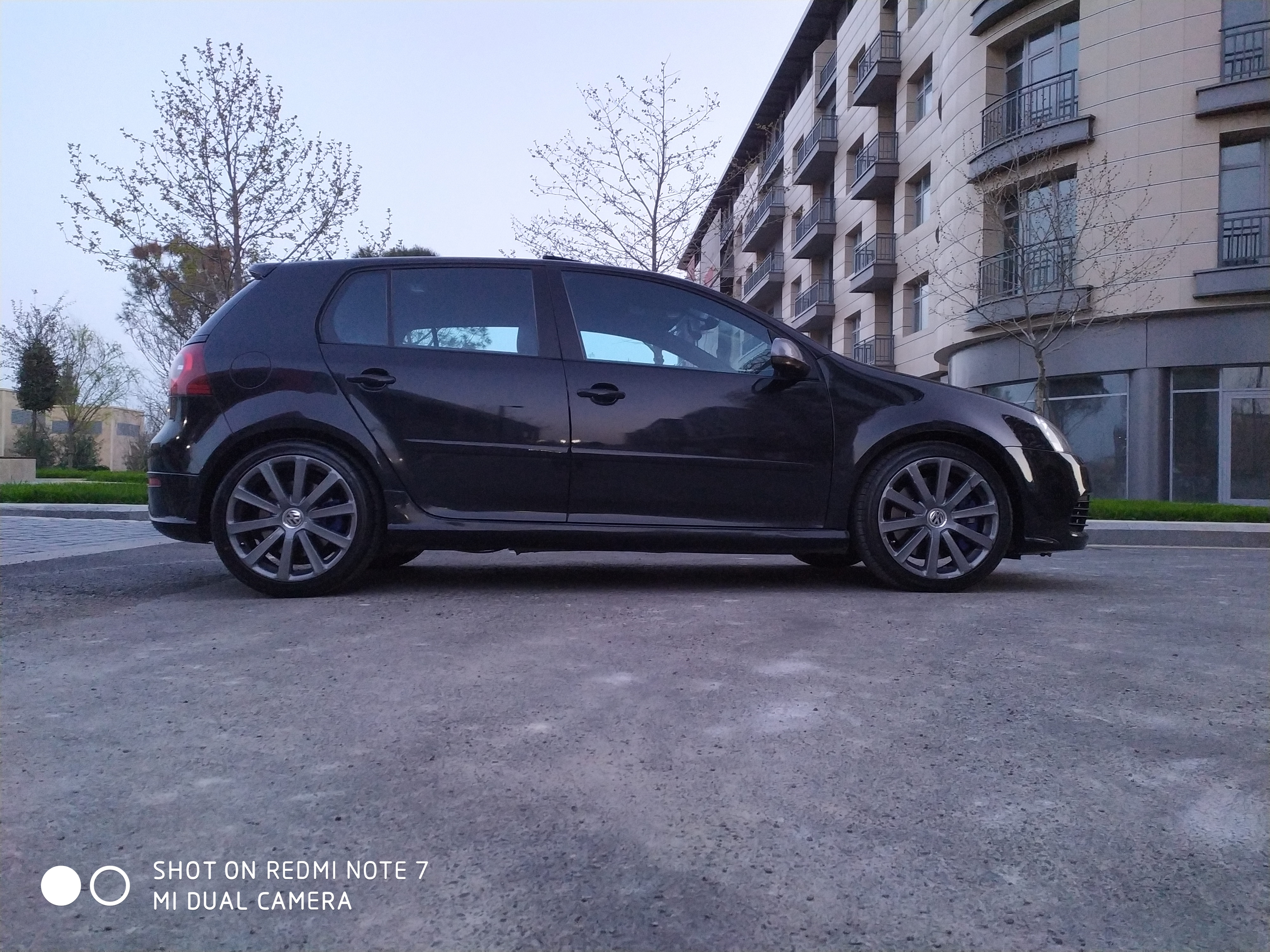 Volkswagen Golf 3.2(lt) 2008 Подержанный  $11000