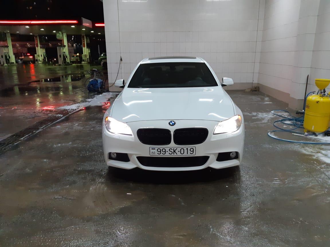 BMW 528 2.0(lt) 2013 Подержанный  $22300