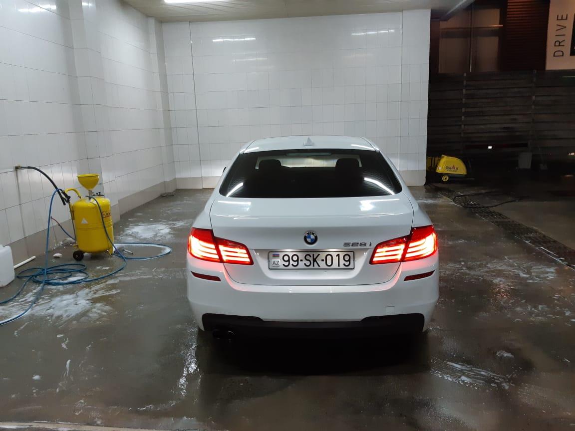 BMW 528 2.0(lt) 2013 İkinci əl  $22300