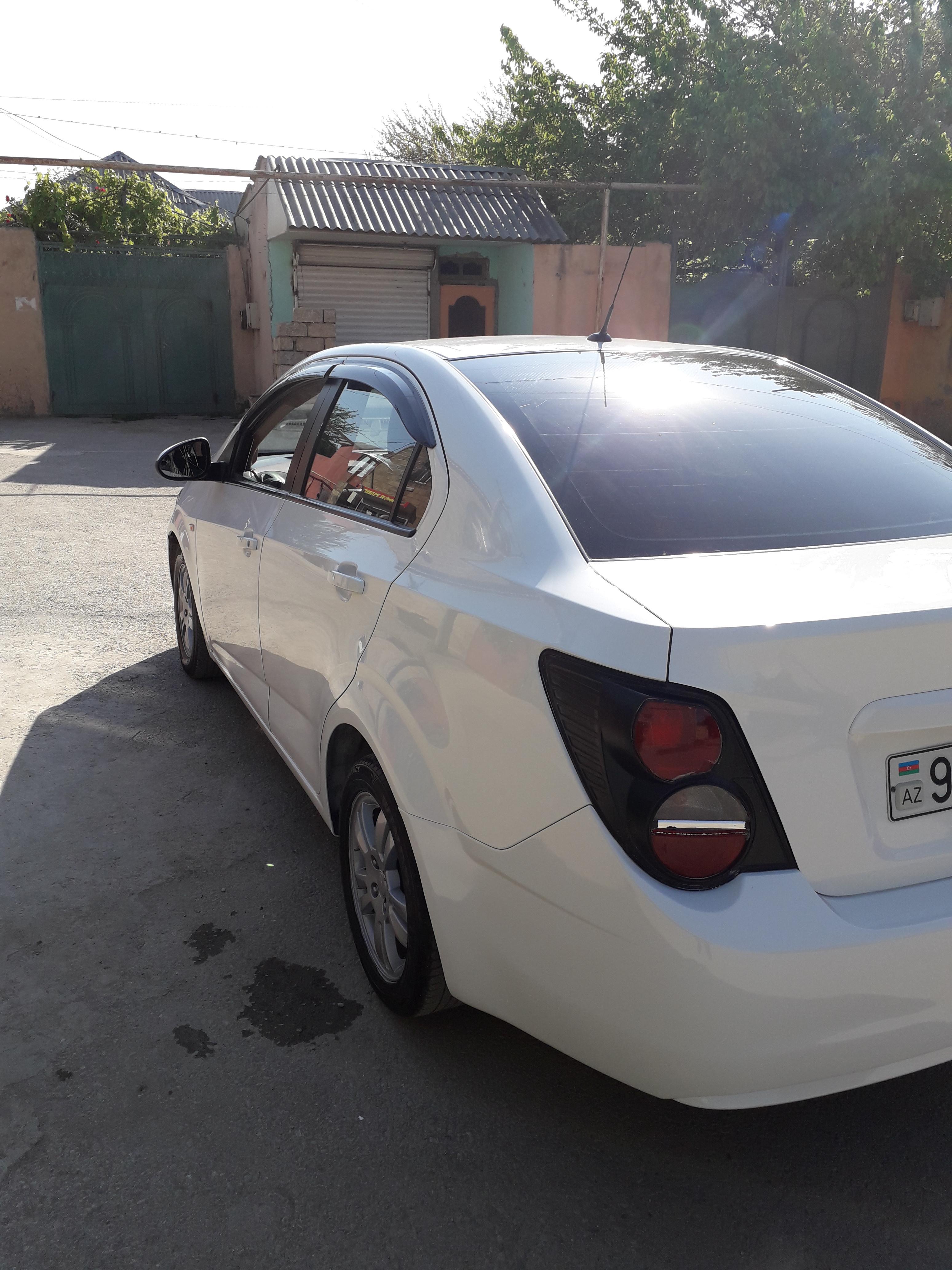 Chevrolet Aveo 1.4(lt) 2012 İkinci əl  $6500
