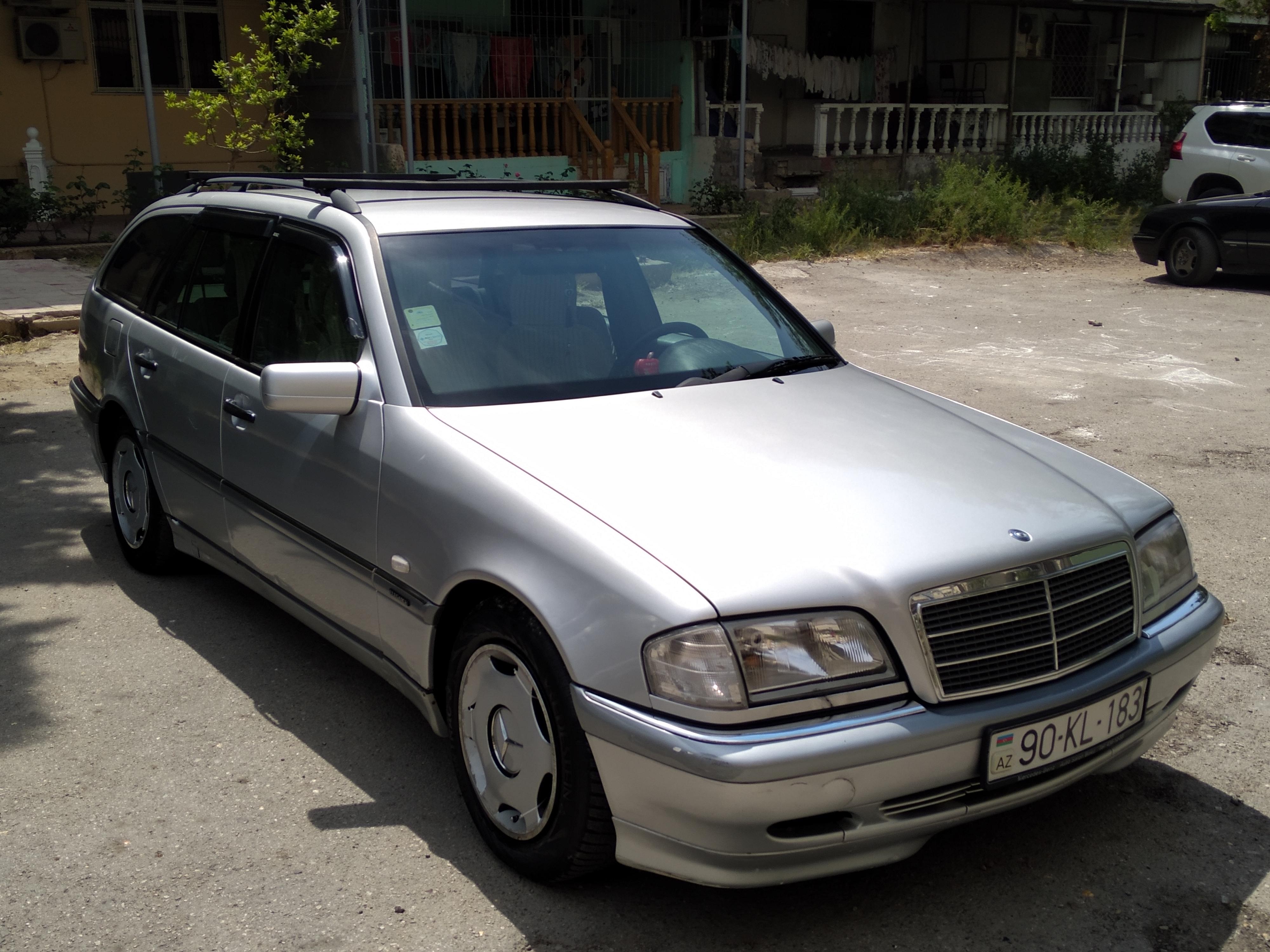 Mercedes-Benz C 240 2.4(lt) 1998 İkinci əl  $11000