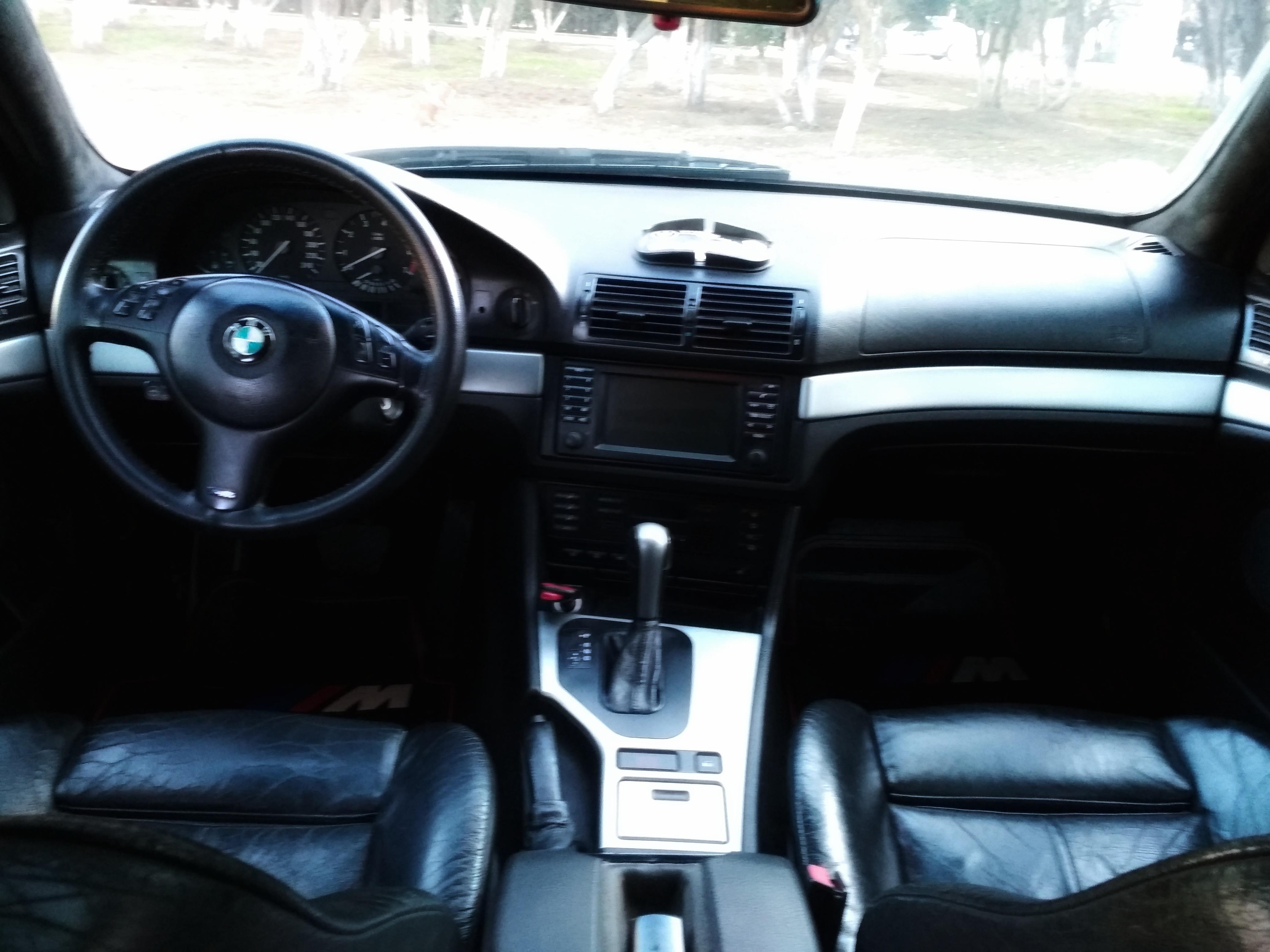 BMW 540 4.4(lt) 2000 Подержанный  $12000