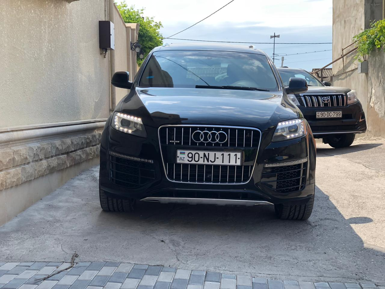 Audi Q7 3.0(lt) 2014 Подержанный  $40500