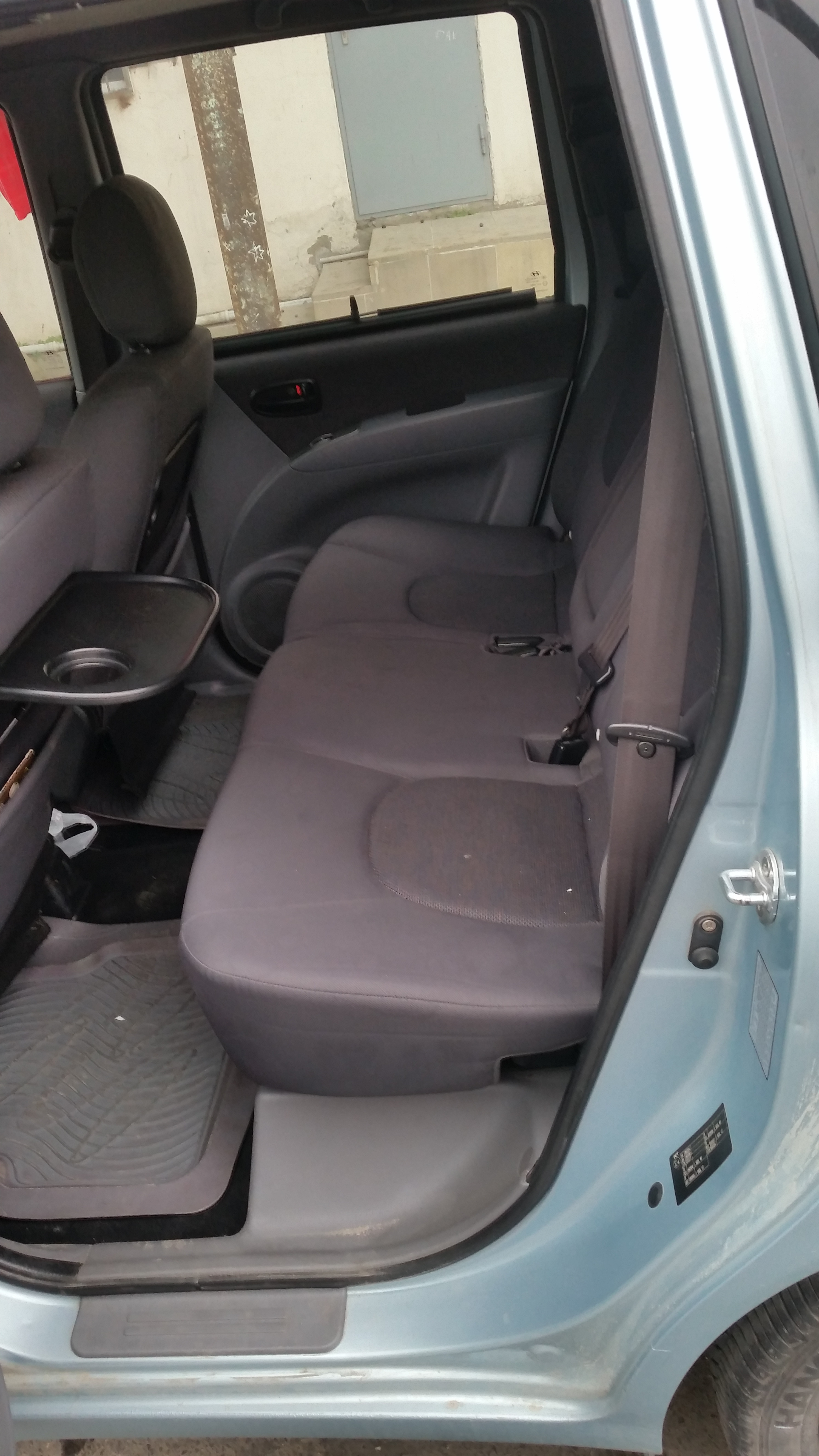 Hyundai Matrix 1.6(lt) 2008 İkinci əl  $6000