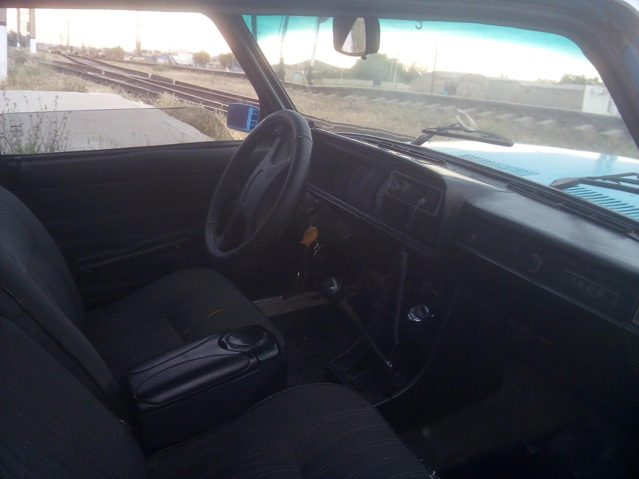 VAZ 2105 1.5(lt) 1981 İkinci əl  $2000