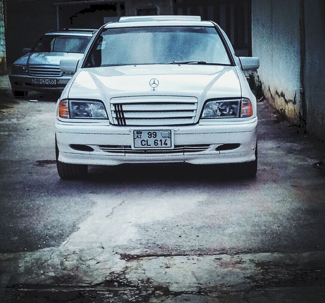 Mercedes-Benz C 230 2.3(lt) 1999 Second hand  $6800