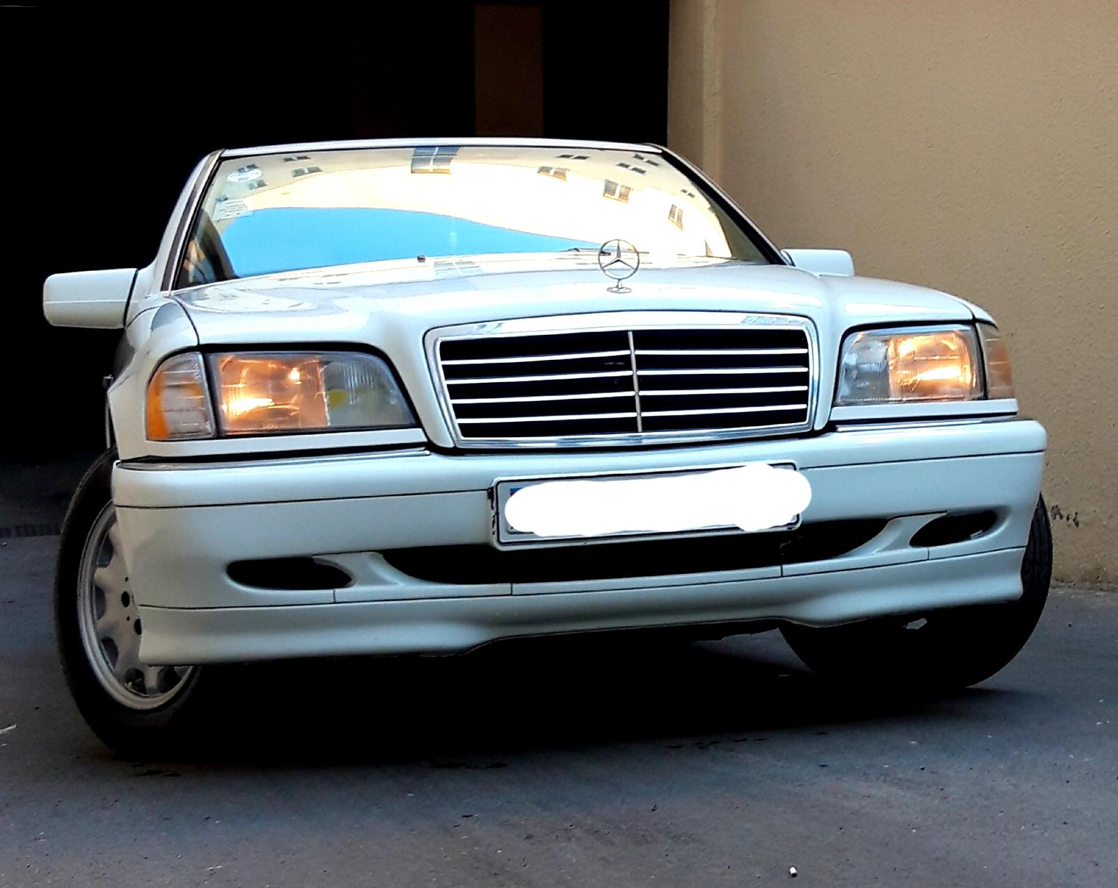 Mercedes-Benz C 230 2.3(lt) 1997 Second hand  $13000