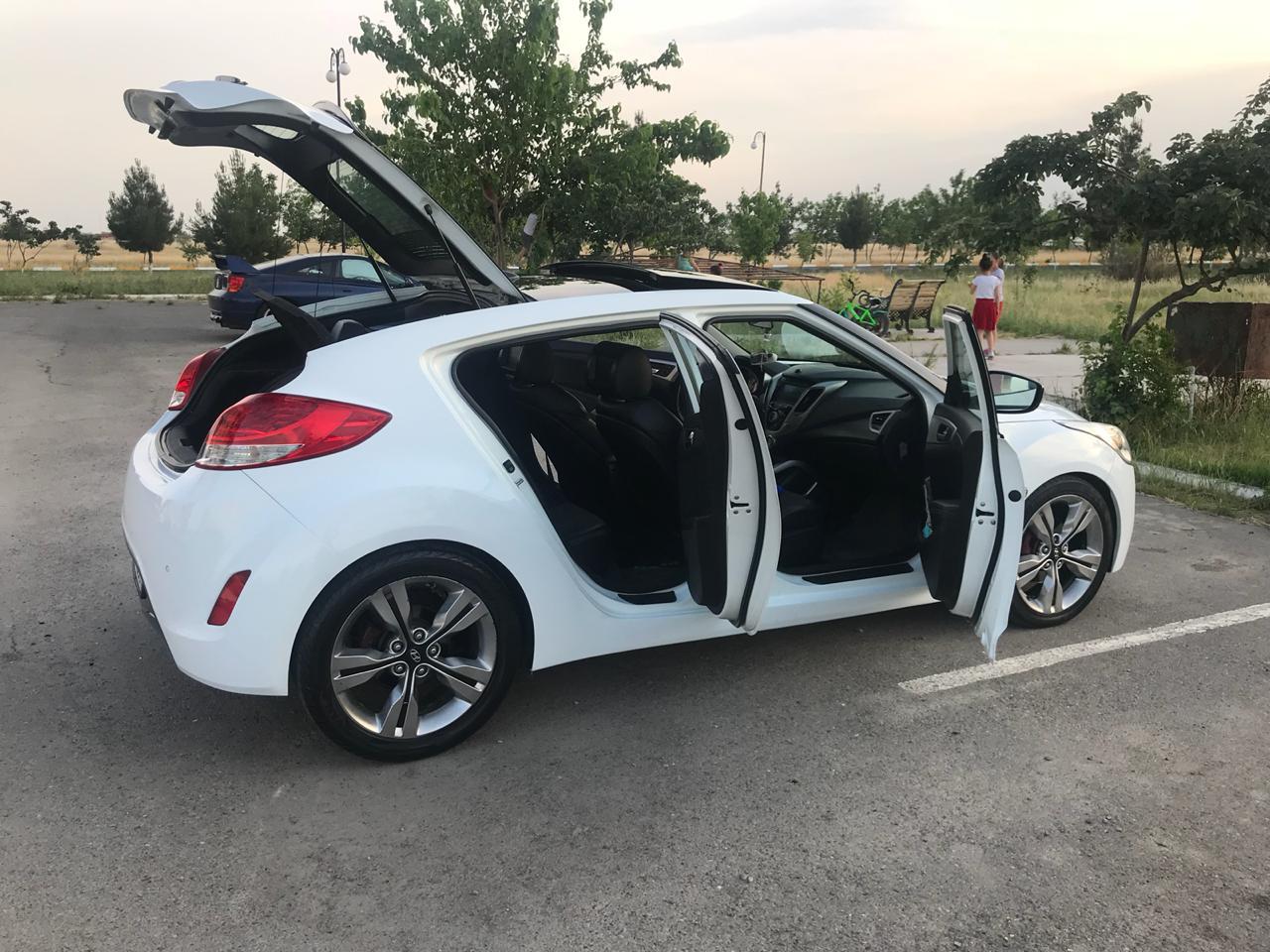 Hyundai Veloster 1.6(lt) 2012 İkinci əl  $10550