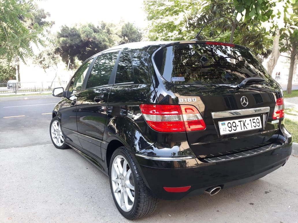 Mercedes-Benz B 200 1.7(lt) 2009 İkinci əl  $8600