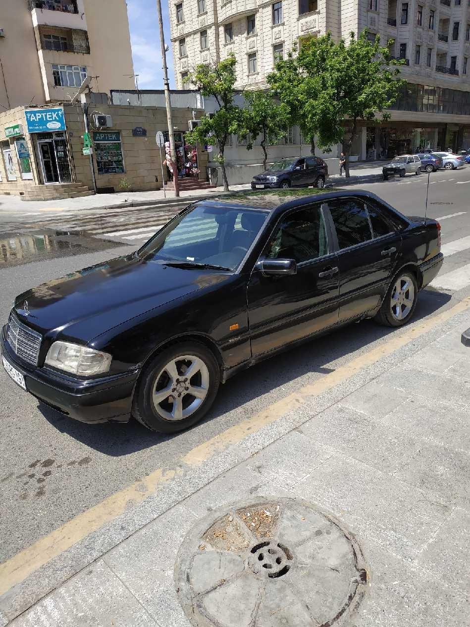 Mercedes-Benz C 180 1.8(lt) 1995 İkinci əl  $6400