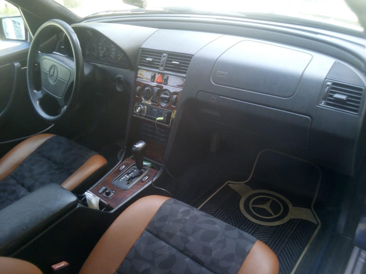 Mercedes-Benz C 180 1.8(lt) 1997 Подержанный  $8999