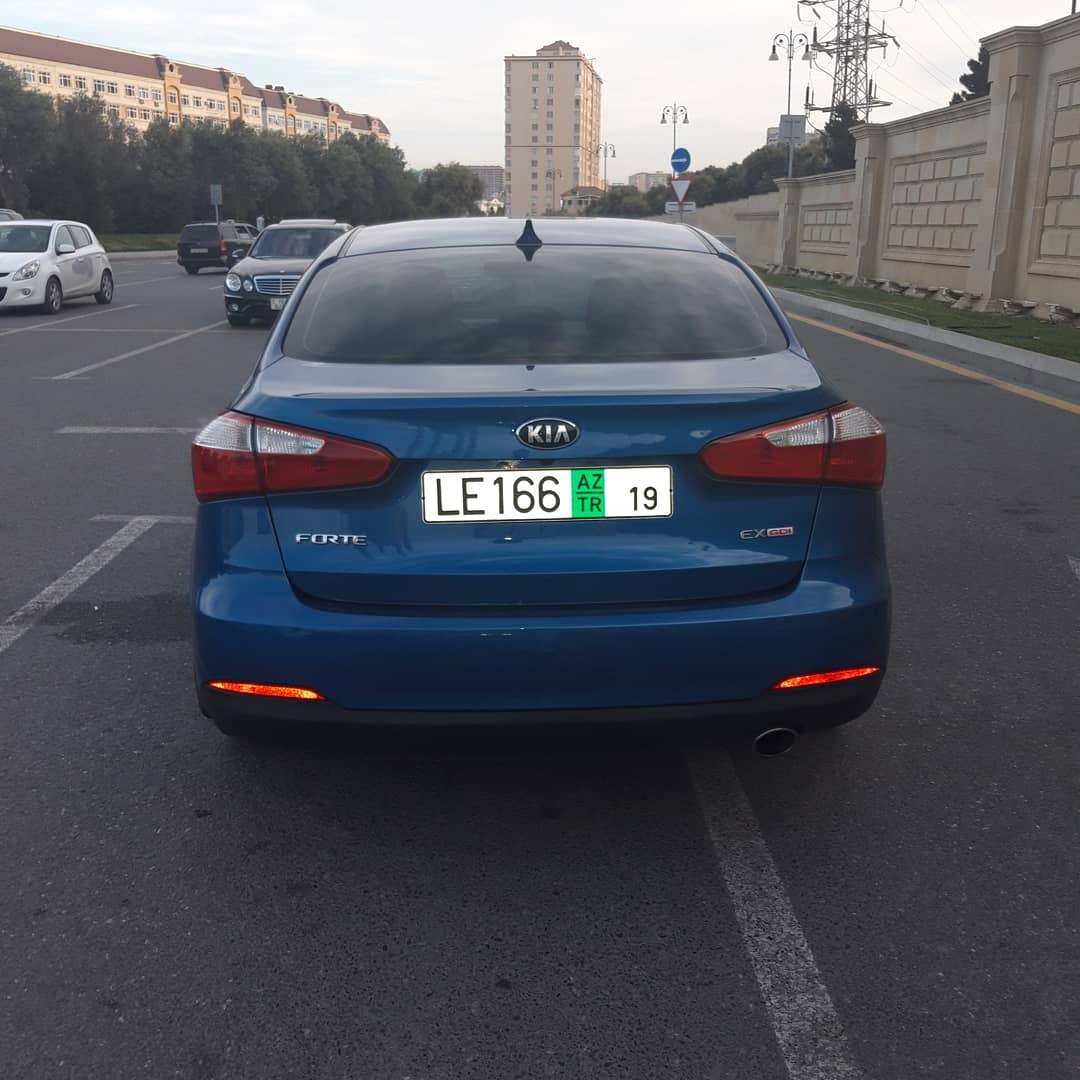 Kia Cerato 2.0(lt) 2014 Подержанный  $20600