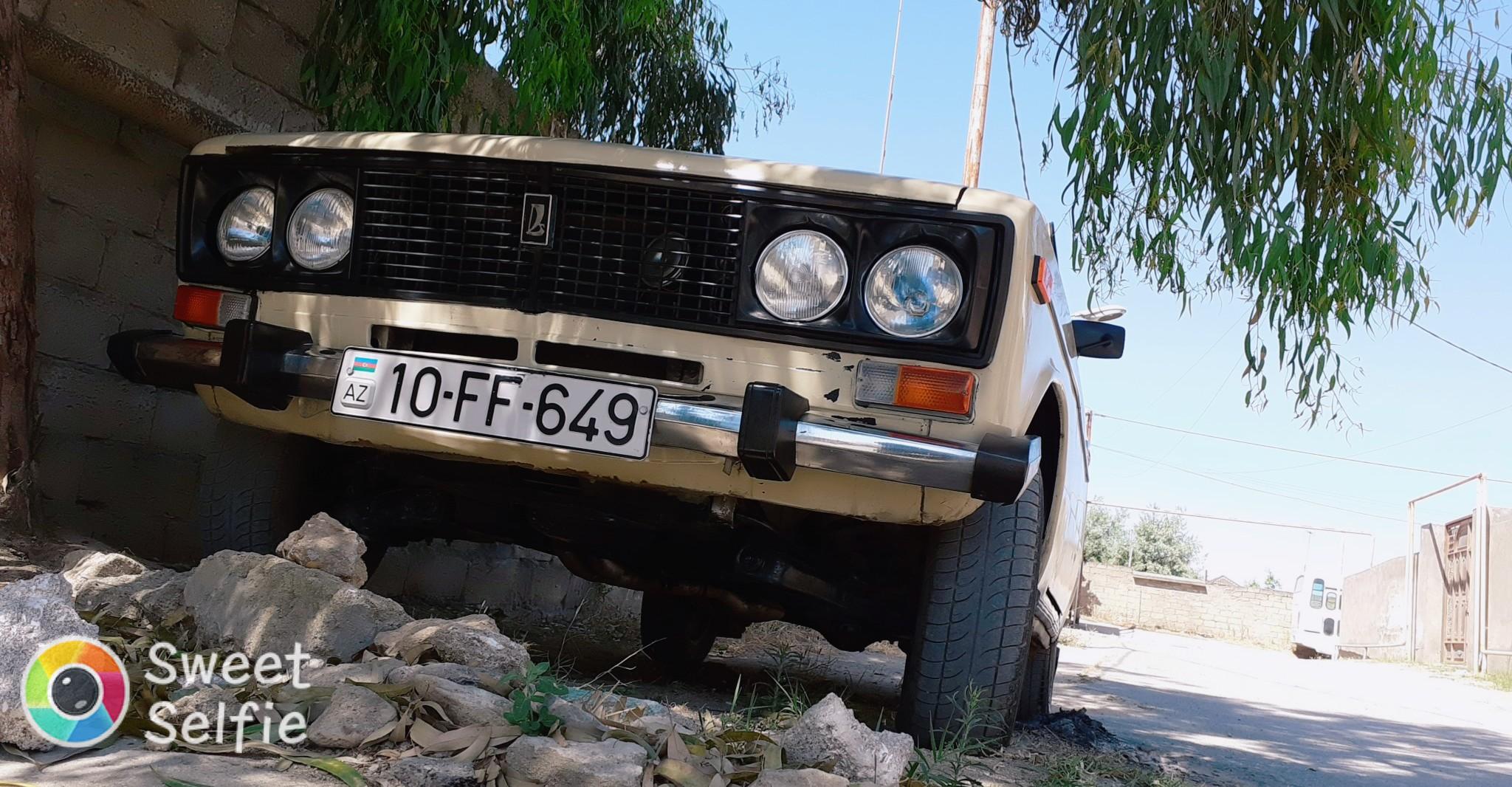 VAZ 2106 1.5(lt) 1988 İkinci əl  $3500
