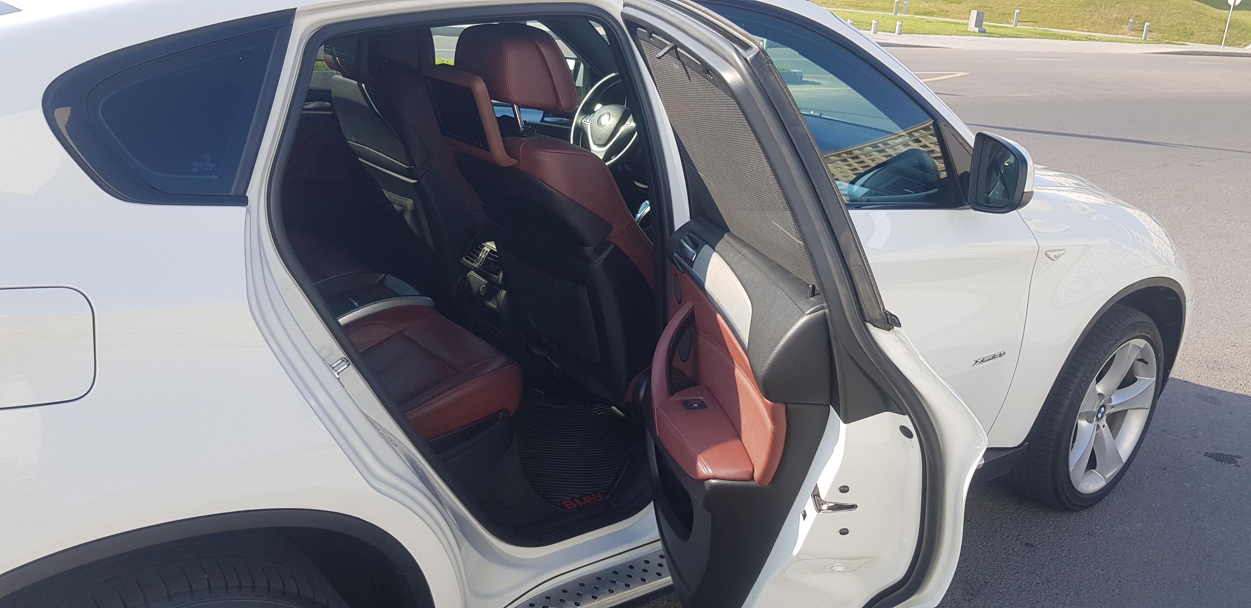BMW X6 3.5(lt) 2008 Подержанный  $20000