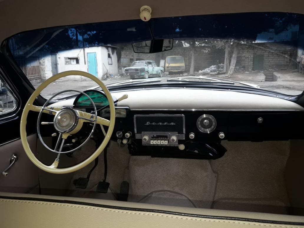 GAZ M 21 2.4(lt) 1960 İkinci əl  $30000