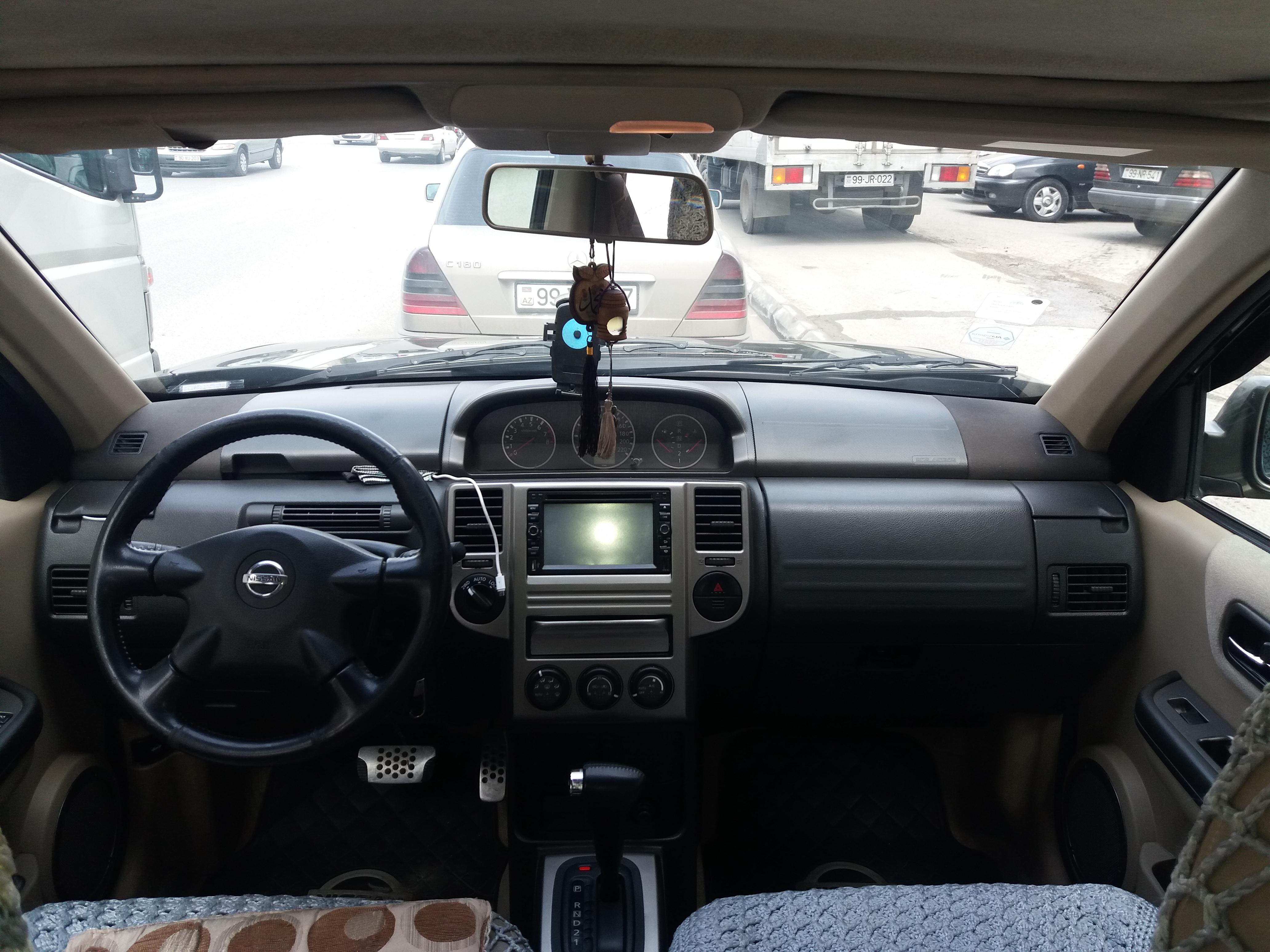 Nissan X-Trail 2.5(lt) 2004 İkinci əl  $10000