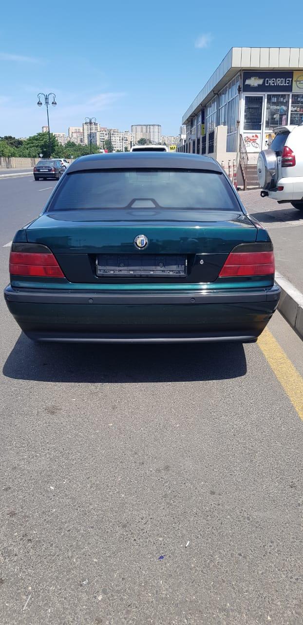BMW 735 3.3(lt) 1996 İkinci əl  $7800