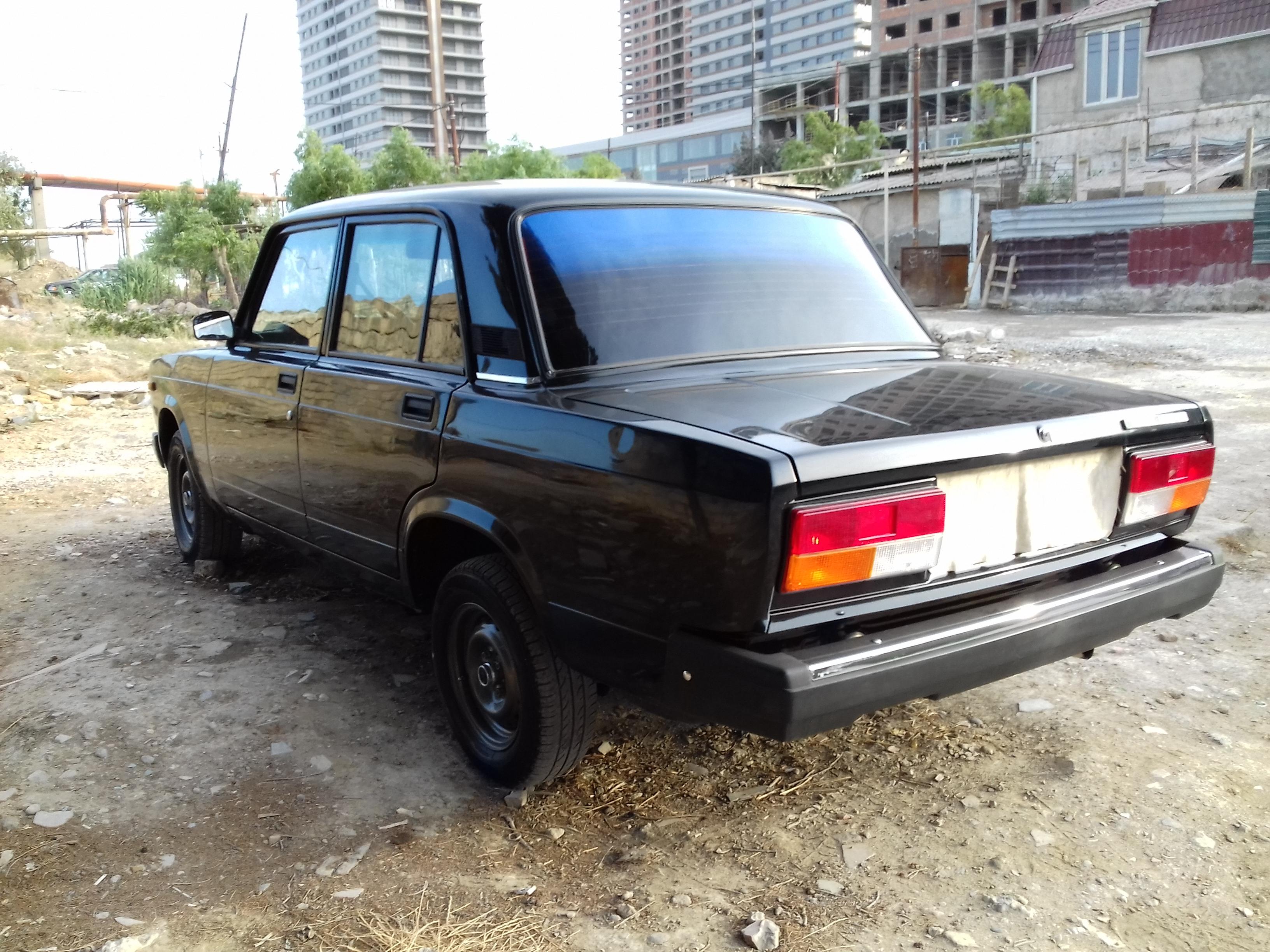 VAZ 2107 1.6(lt) 2010 İkinci əl  $6200