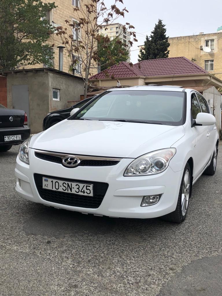 Hyundai i30 2.0(lt) 2008 İkinci əl  $8800