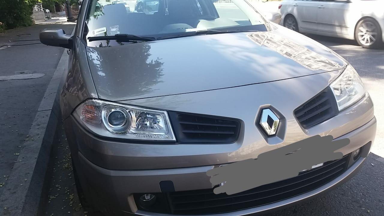 Renault Megane 1.5(lt) 2008 Yeni avtomobil  $11500