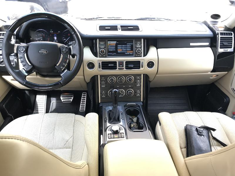 Land Rover Range Rover 5.0(lt) 2010 İkinci əl  $38500