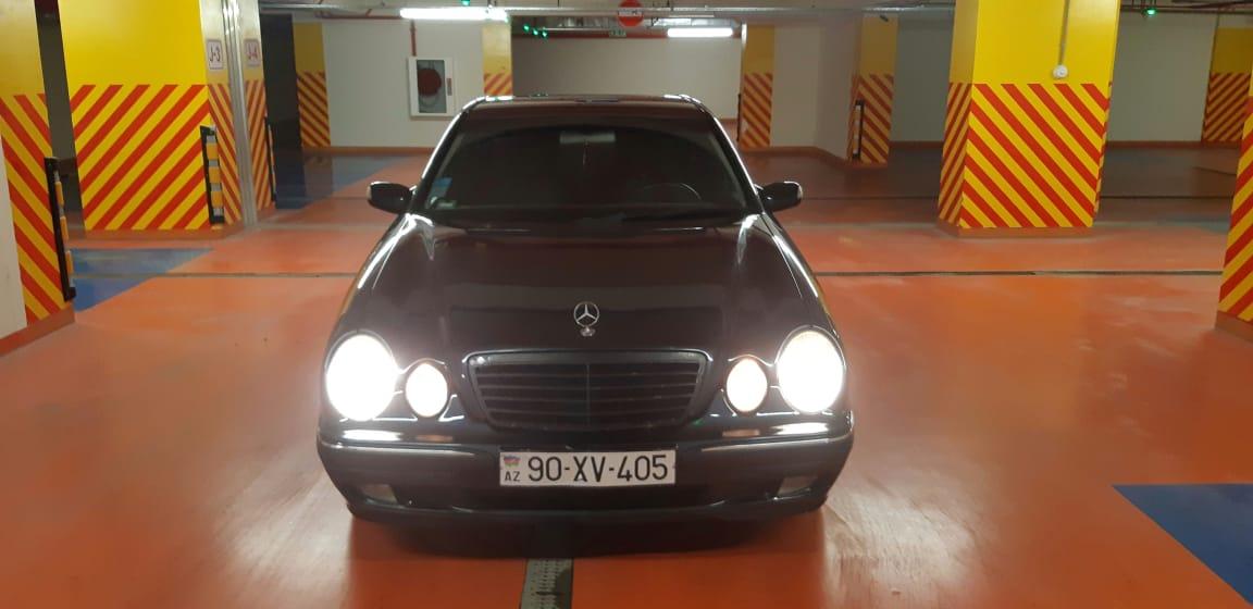 Mercedes-Benz E 200 2.0(lt) 1999 İkinci əl  $8600