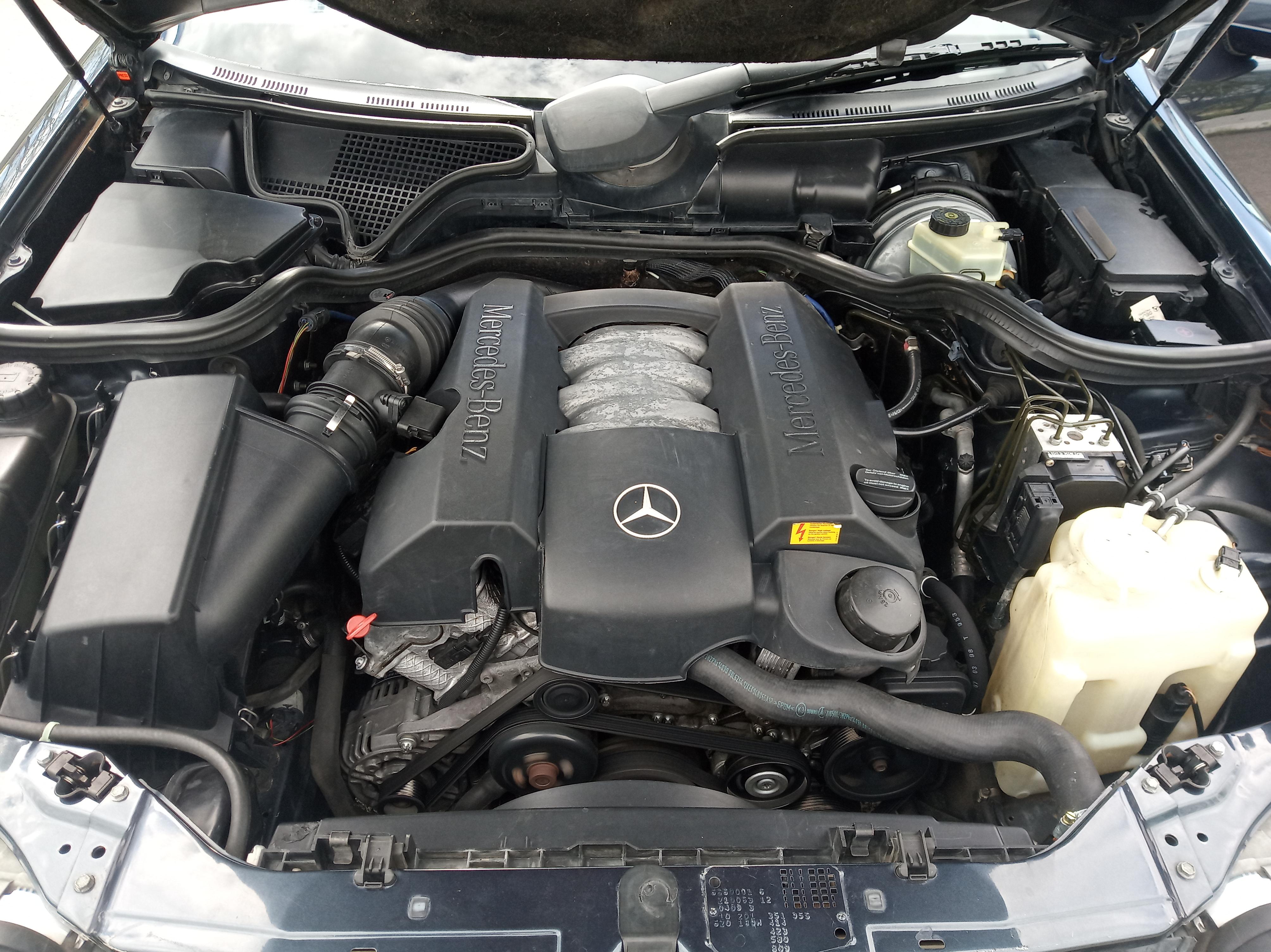 Mercedes-Benz E 280 2.8(lt) 1998 İkinci əl  $11700