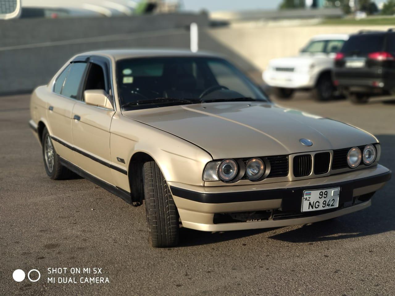 BMW 520 2.0(lt) 1990 İkinci əl  $3000